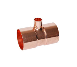 Copper-TEE-REDUCER